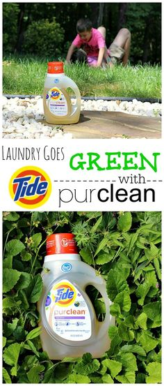 #purclean est la nouvelle façon de faire la lessive! Il est sain pour l'environnement! Je l'ai reçu #Gratuitement