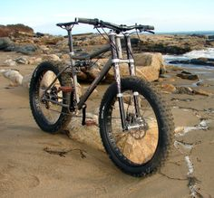 Carver Trans-Fat fully suspended fat bike #fatbike #bicycle