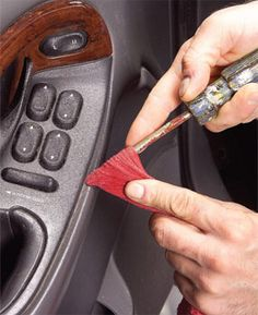 How to detail your car...I so need this