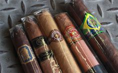 Top Cigars for Newbies