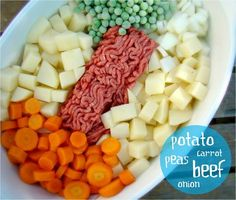Baby food - Shepherd's Pie