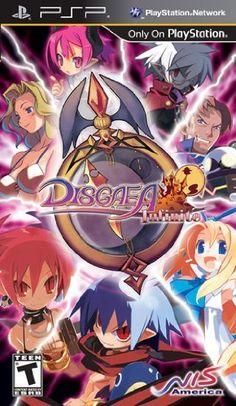 Disgaea Infinite - Sony PSP by NIS America, http://www.amazon.com/dp/B003B3V0TI/ref=cm_sw_r_pi_dp_DOinub0MYBFXD