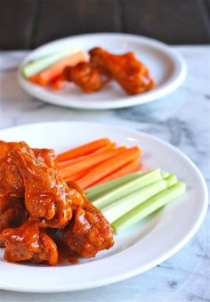 Classic Buffalo Hot Wings The Best The Hopeless Housewife Wing Recipessauce Recipeseasy