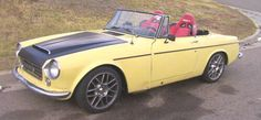 SDS EM-3: Project Page Datsun Roadster, Japanese Cars, Ems, Nissan, Automobile, Garage, Classic, Vehicles, Projects
