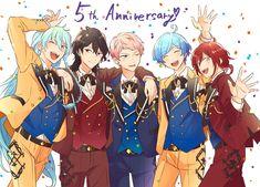 Game Character, Character Design, Star Art, Ensemble Stars, Light Novel, Cute Images, Anime Guys, Anime Art, Idol