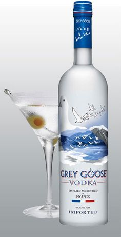 Grey Goose Top Vodka #vodka #topvodkabrands