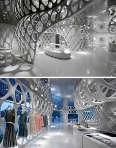 Radical Retail Design: 14 Shockingly Stylish Stores | WebUrbanist