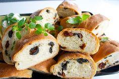 Hämmentäjä: Tortano, italialainen täytetty leipä Italian bread, tortano