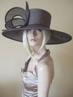 Whiteley Picture Hat Hire from Dress-2-Impress Hat Hire