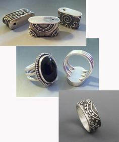 The Magic of Argentium: A Revolutionary Sterling Silver   Bead&Button Show  Ronda Coryell.