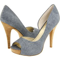 I don't know how she does it, but these Jessica Simpson shoes are ADORABLE (and on sale for $61 at Zappos right now).