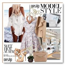 """""""Oasap¤9¤"""" by sneky ❤ liked on Polyvore featuring Nearly Natural, Giuseppe Zanotti and Love Moschino"""