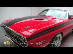 1970 DODGE CHALLENGER R/T 6.1 HEMI PRO TOURING | HOT CARS