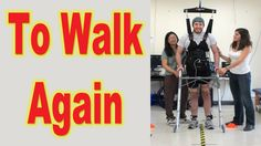 Brain-Computer Interface enables paralyzed man to walk
