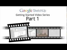 Get started with SketchUp - Part 1