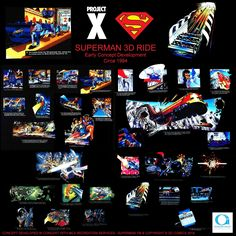 Superman 3D The Ride