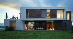 Modern Home Design with Excellent Exterior | Design & DIY Magazine