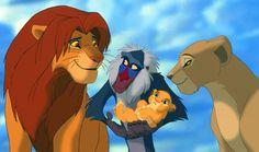 Le Roi Lion est disponible en DVD et Blu-Ray. © Disney #LeRoiLion