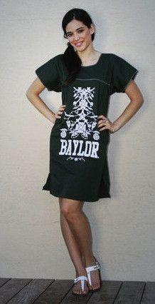 Baylor Cruise Dress