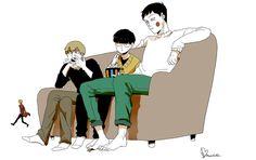 Mob Psycho 100 [モブサイコ100] #manga