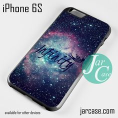 Infinity Galaxy Phone case for iPhone 6/6S/6 Plus/6S plus