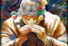 Armonía, Salud y Vida: Primero: Pedir permiso a la Madre Tierra