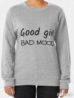 Perfect Image, Perfect Photo, Crew Neck Sweatshirt, Graphic Sweatshirt, Pullover, Love Photos, Cool Pictures, Funny Sweatshirts, Bad Mood