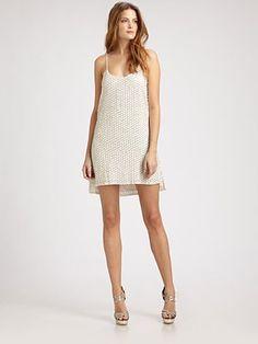 Parker Sequined Scoopneck Dress - Homecoming Dress!