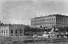 palacio de Buenavista.