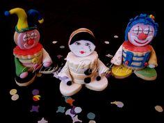 3D Mardi Gras/Carnival www.laboratoriodimaria.blogspot.com by Maria Bonifacio, via Flickr