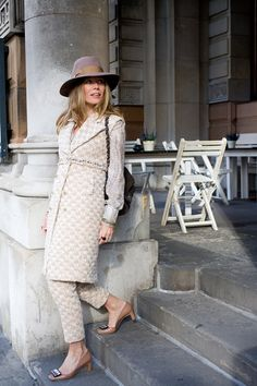 October real-life fashion inspiration - street style (Vogue.com UK)