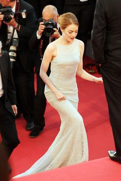 Emma Stone Photos - 'Irrational Man' Premiere - The 68th Annual Cannes Film Festival - Zimbio