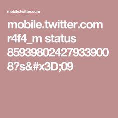 mobile.twitter.com r4f4_m status 859398024279339008?s=09