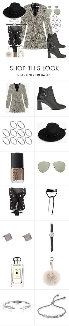 """""""Look to the future"""" by marissa-91 ❤ liked on Polyvore featuring Yves Saint Laurent, Tod's, ASOS, Boohoo, NARS Cosmetics, Forever 21, Wendy Nichol, J.Crew, Jo Malone and Fendi"""