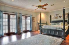 Hardwood floors, fireplace in master bedroom. http://cbharper.com/details-page.php?list_no=1105903