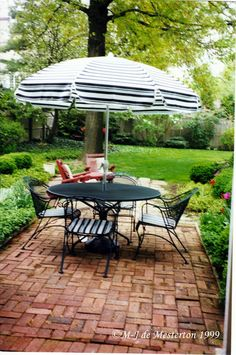 M-J's Miscellany - Elegant Survival ♫♫♫♫♫♫♫♫♫♫ M-J's Princeton Garden and Wrought Iron Furniture