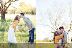 "Utah Maternity Photography by Photographer Dustin Izatt ""Trees in Field""  #6"