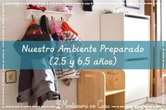 Nuestro Ambiente Preparado y años) – Our Prepared Environment and yo) Learning Resources, Kids Learning, Ikea, Environment, Cabinet, Storage, Furniture, Baby Boom, Home Decor