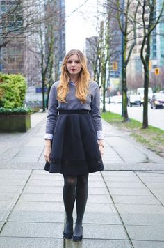 10 Ways to Look More Fashionable at Work » The Urban Umbrella | Vancouver Style Blog