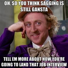 Wise Willy Wonka...