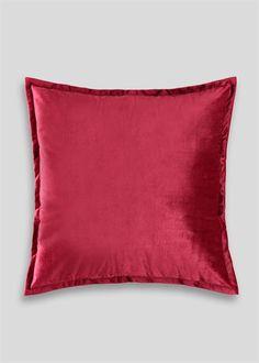 Large Velvet Cushion x Velvet Cushions, New Room, Bed Pillows, Pillow Cases, Living Room, Home, Pillows, Ad Home, Home Living Room