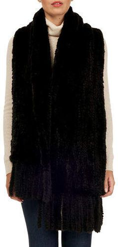 Mink Stole, Fur Accessories, Vintage Fur, Mink Fur, Fringe Trim, Rabbit Fur, Fur Trim, Paisley Print, Cashmere