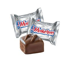 Candy ~ Mars, Incorporated - 3 Musketeers = Mini