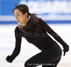 Japan's Mao Asada performs during her official practice of Figure Skating All Japan Championships in Osaka, Japan on Dec.23, 2016.( Photograph by Kaname Muto/The Yomiuri Shimbun ) #フィギュアスケート の #全日本選手権 。23日の公式練習で調整する #浅田真央 選手です。女子ショートプログラムは、24日です(武藤要撮影)。 #maoasada #figureskating #yomiurisportsphoto #japan_photo_now