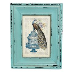 Dotcomgiftshop Heritage Turquoise Picture Frame Wall Hang or Stand Shabby & Chic for sale online Alice In Wonderland Room, Office Christmas Party, Gifts Under 10, Secret Santa Gifts, Photo Picture Frames, Creative Photos, Novelty Gifts, Frames On Wall, Shabby Chic
