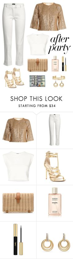 """""""After Party"""" by miriamk2020 ❤ liked on Polyvore featuring Goat, Joseph, Puma, Chinese Laundry, J.Crew, Yves Saint Laurent, David Yurman and Stella & Dot"""