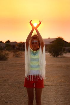Hippie Style ♥ Holding up the Sun Hippie Style, Hippie Boho, Hippie Masa, My Style, Bohemian Soul, Tribal Style, Hippie Life, Gypsy Soul, Boho Style