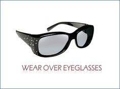 ba2e31f3d608 Glamorous Haven fitovers (sunglasses you wear over glasses)