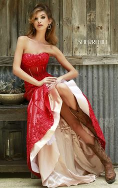 Sherri Hill 11243 Dress - MissesDressy.com
