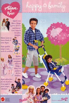Happy family la storia di Midge e Alan :: Barbie la nostra passione Barbie Toys, Barbie I, Childhood Toys, Childhood Memories, Barbie Happy Family, Barbie Collector, Barbie Furniture, Vintage Barbie, Little Sisters
